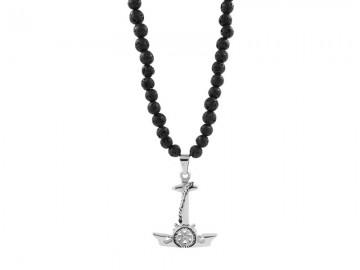 Caravela LavaStones Necklace