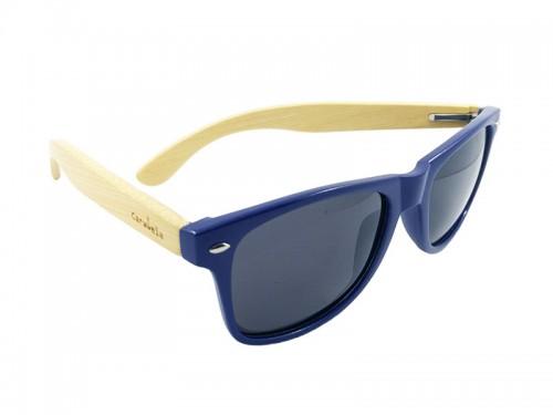 WoodSunglasses Blue