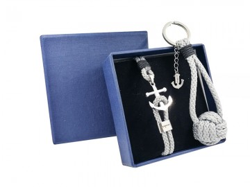 Marbella Anchor Edition Plata