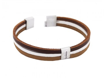 Lagos Brown Leather