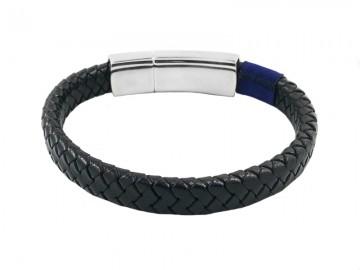 Teahupoo Black Leather