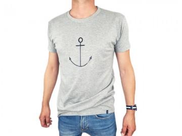 Tee Grey Anchor
