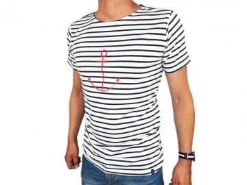 Tee Anchor Stripes
