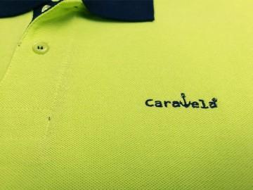 Polo Caravela Seaweed Green